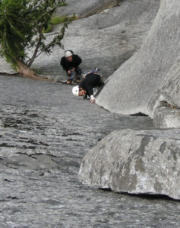 The Grand Wall, Squamish