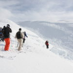 Route and Terrain selection if key to safe backcountry travel