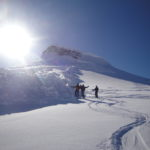 AST 2 avalanche course will show you avalanche hazards