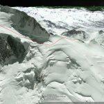 Angel Glacier Crux