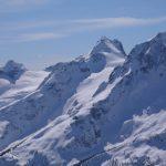 Mount Matier / Anniversary Glacier
