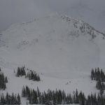 Ridge Avalanche to ground