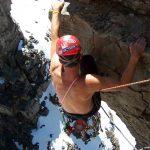 Rock Climbing on Grand Sentinel