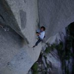 Squamish multi pitch climbing, university wall
