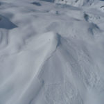 Skier Triggered avalanche