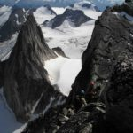 Summit of Bugaboo Spire