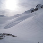 Even a small avalanche can cause harm