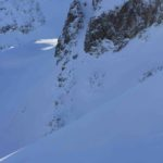 The Chisel Couloir - Mount Decker