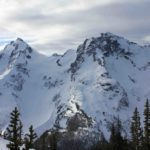 Moun Joffree and Mount Matier