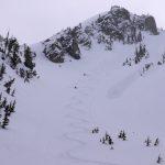 Vantage Shoulder - Duffy Lake Area