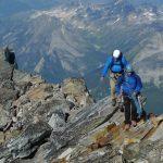 Summit Ridge of Mount Sir Donald