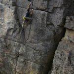 Rock Climbing Skaha, BC