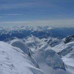 Summit of Mount Matier