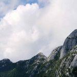 Mt Habrick from Sky Pilot base