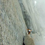 Alpine Rock Climbing Course