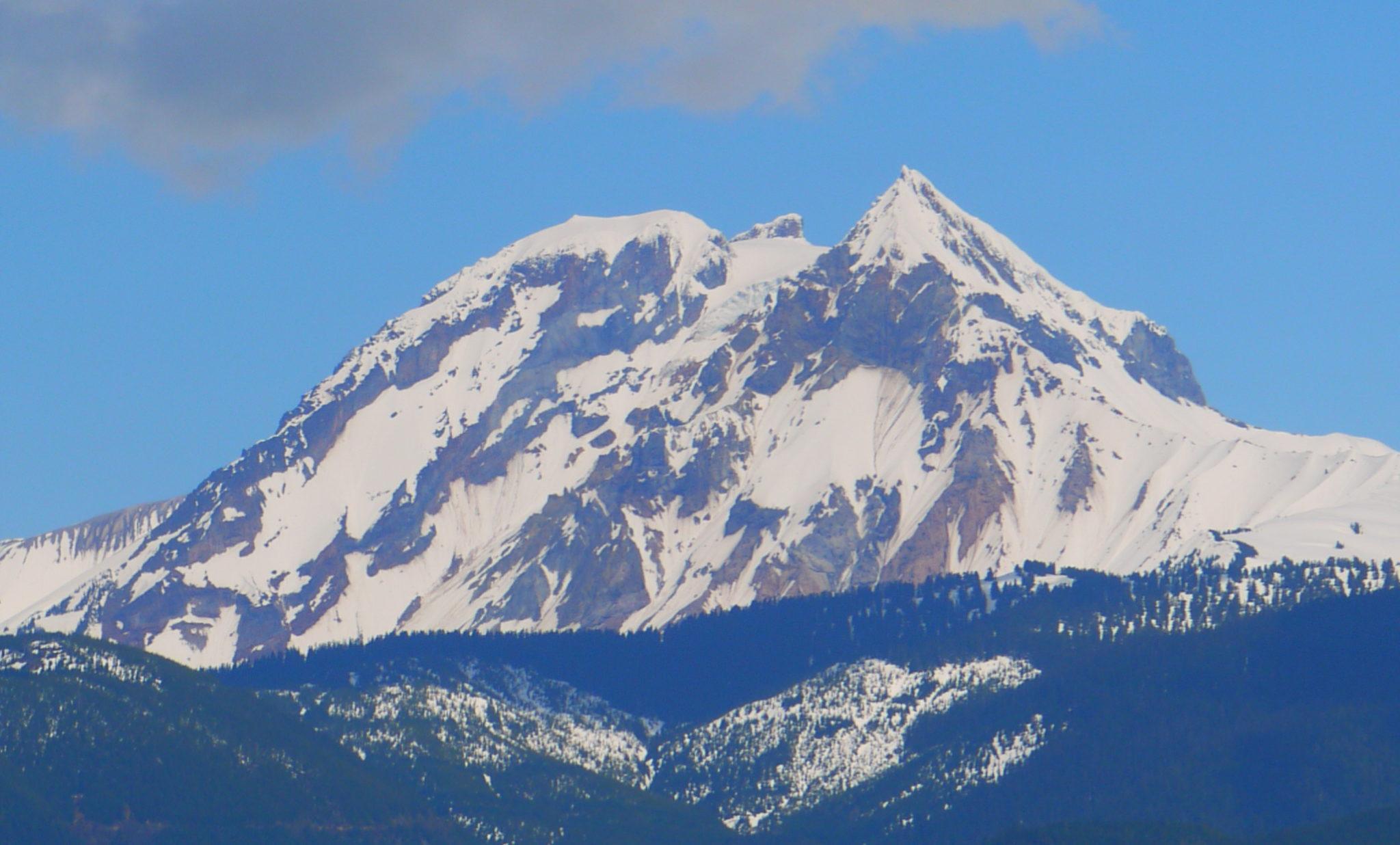Mt. Garibaldi - Altus Mountain Guides