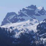 Sky Pilot Mt From Sea to Sky Gondola Squamish