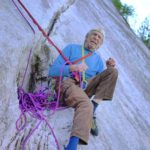 Climbing with a Legend: A day with Fred Beckey