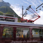 The Mont Blanc train.