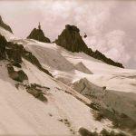 Aiguille du Midi North Face, Chamonix, Mont Blanc