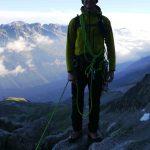 Crosby Johnston ACMG:IFMGA Mountain Guide
