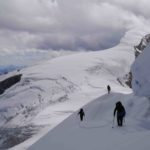 Descending of Mt. Robson
