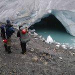 Ice Cave on Mt. Robson