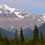 Mt. Robson 3,954m , 12,972ft, Grade IV Kain Face Summit Attempt