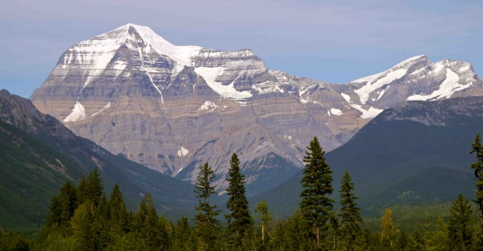 Mount Robson, BC Canada