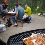 Mount Robson, Base Camp Feast