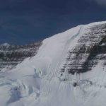Mount Robson Kain Face