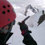 Mt. Robson descent