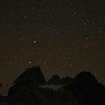 Mt. Dione from Haberl Hut Tantalus Range BC Canada