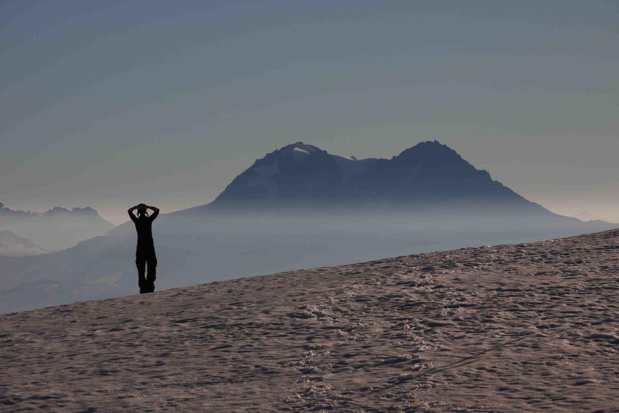 Mt. Garibaldi from Jim Haberl Hut
