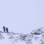 Heading into the Whistler Backcountry