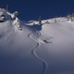 Blackcomb Backcountry Touring December 24 2012