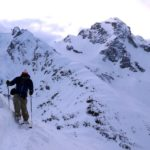 Ski Touring in the Backcountry North of Whistler