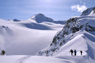 Whistler Backcountry Ski Touring - Altus Mountain Guides