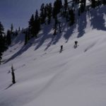 Ski Touring Callaghan Valley - Altus Mountian Guides