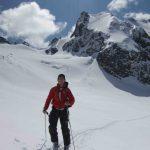 Crosby Johnston in the Tataus Range