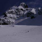 Skiing Alpha