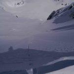 What a fall line! Off Mt. Serratus