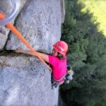 Great Drain to the Great Game 5.10d – Squamish Rock Climb