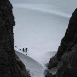 Hanging out on the Glacier Tantalus Range