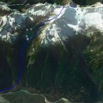 Tantalus Range Mountaineering