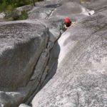 Skywalker 5.8 - Squamish Climbing 2