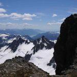 Summit of Mount Serratus