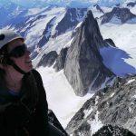 Climbing Bugaboo Spire
