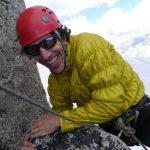 Climbing Snowpatch Spire Bugaboos