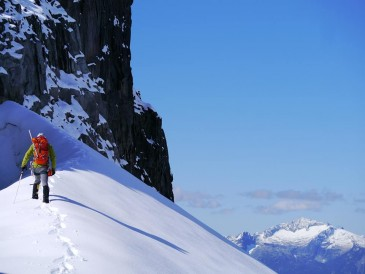 Brohm Ridge Mt. Garibaldi.